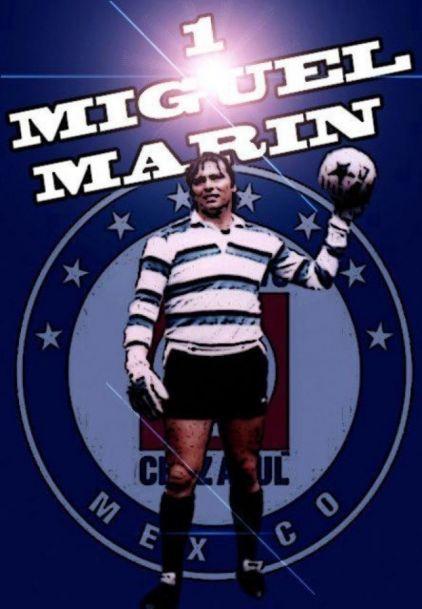 Miguel Marin el mejor