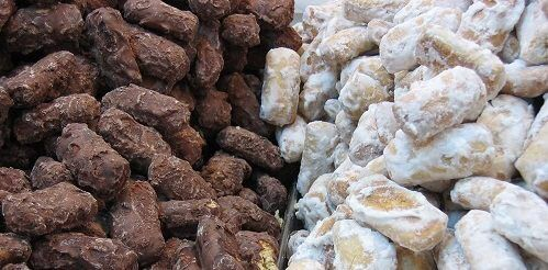 I Bersaglieri, biscotti catanesi tipici del periodo dei morti.