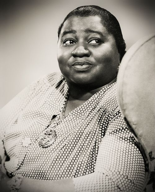 "Hattie McDaniel, 1940s  ""I did my best, God did the rest."""