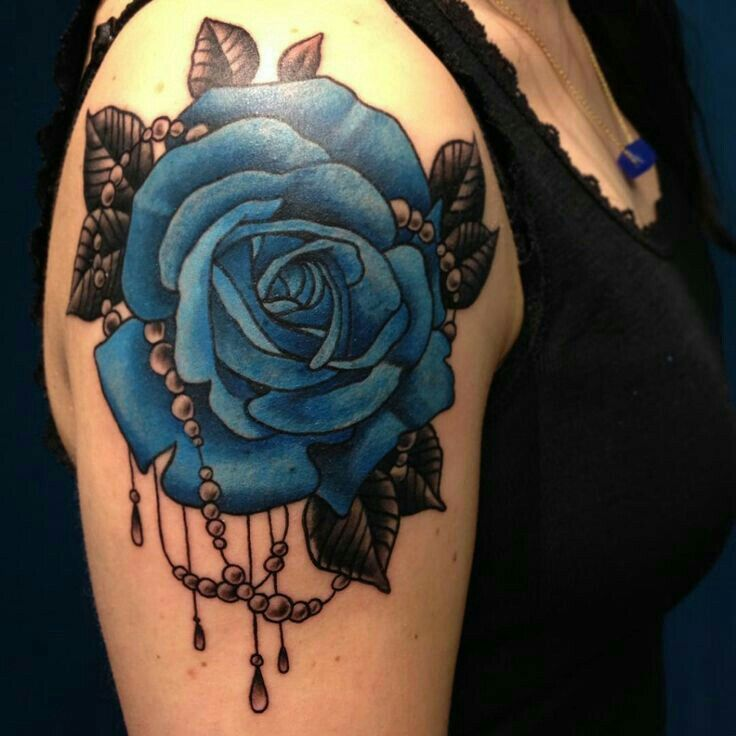 30 best Black and purple rose tattoos images on Pinterest ...