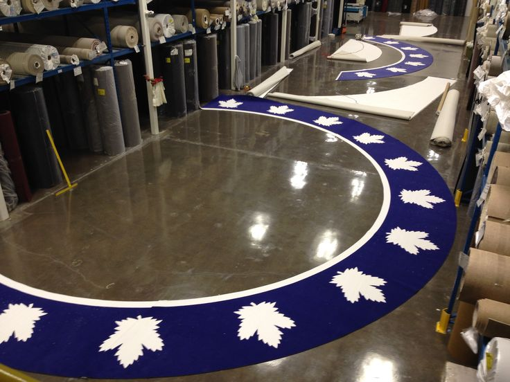 Toronto Maple Leafs - Air Canada Centre installation #7