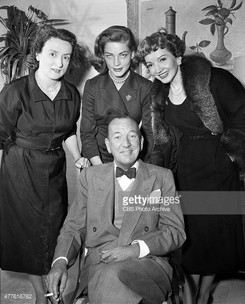 17 best blithe spirit images on pinterest shake light design and mildred natwick lauren bacall claudette colbert and noel coward on the set of the 1956 made for tv movie blithe spirit fandeluxe Image collections