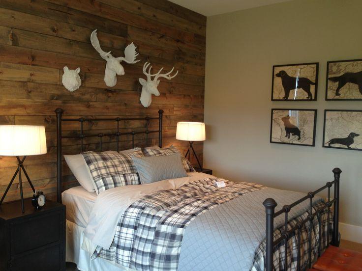 Boys bedroom idea