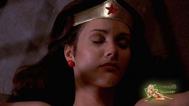 Lynda Carter | Wonder Woman | TV Serie | SQ037 by c-edward.deviantart.com on @DeviantArt