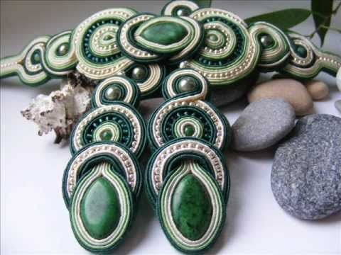 Soutache Step by Step Tutorial - YouTube