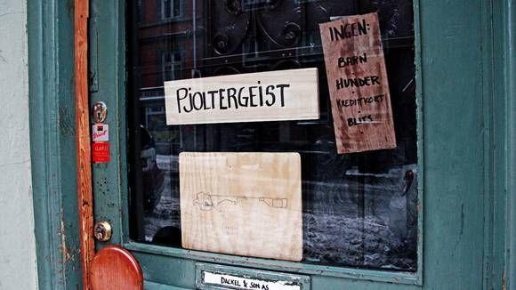 Pjoltergeist: Tryller med troll - Aftenposten