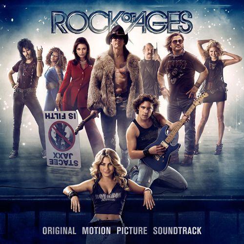 BSO Rock of ages (La era del rock) - 2012.