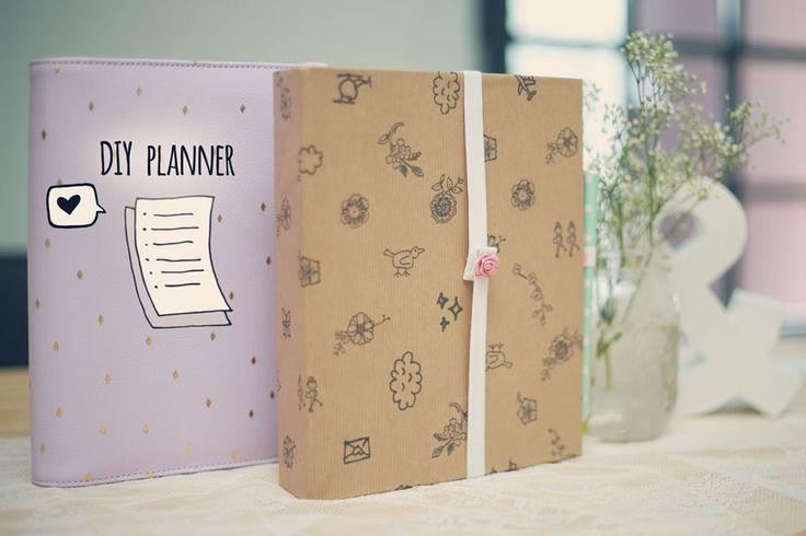 Planner müssen nicht immer teuer sein! Heute erfahrt ihr, wie ihr mit wenig Aufwand einen tollen Planner Kalender selber gestalten könnt.