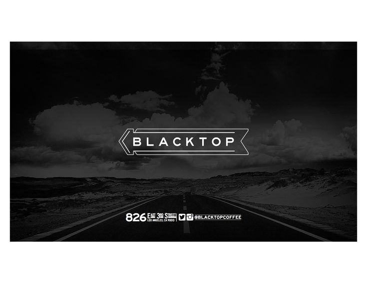 """Play up the """"weather"""" in Bellwether. Conditions change quickly. Learn to get inspired by the change ahead. - Blacktop Coffee"""