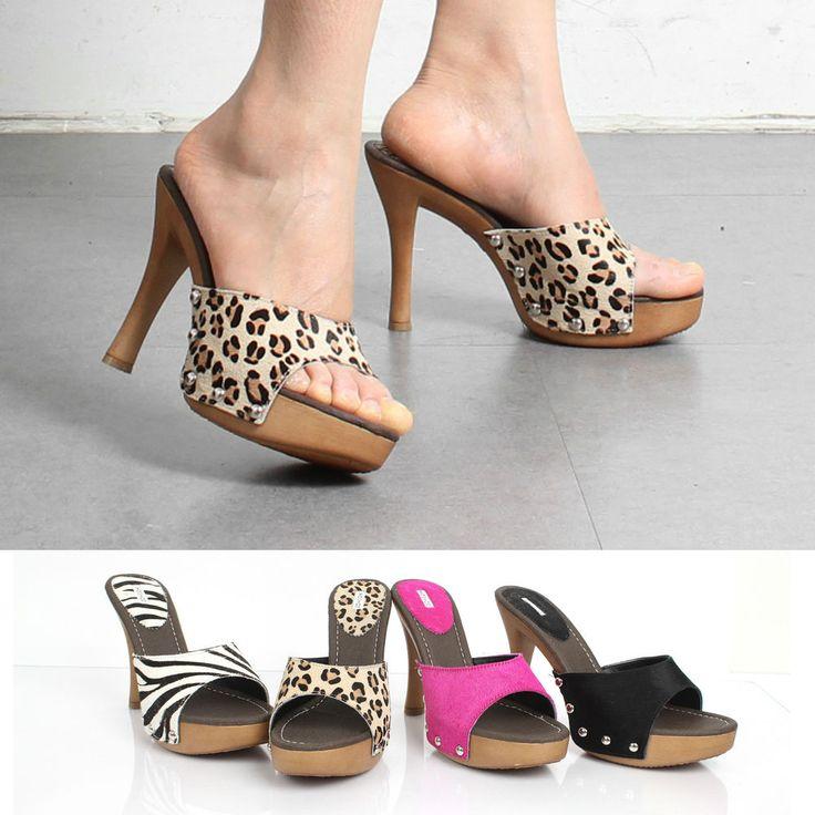 Shoes High Heels Platform