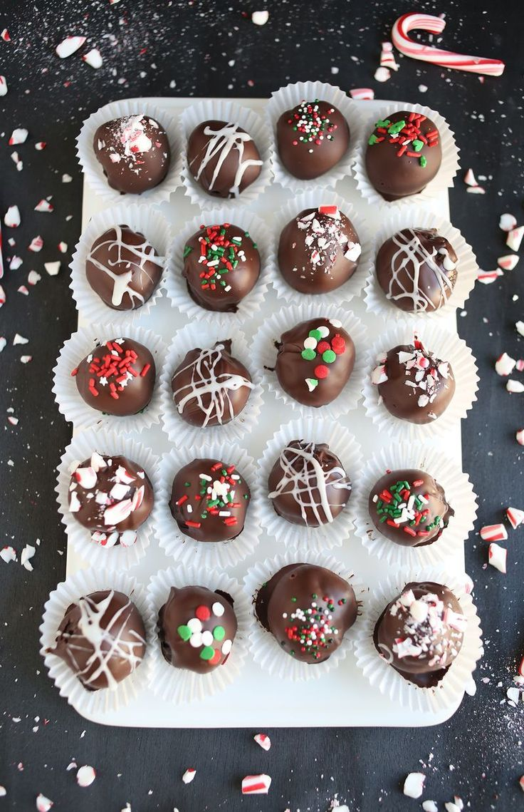 Oreo truffles are one of my all time favorite things to make during the holidays. I was introduced to...
