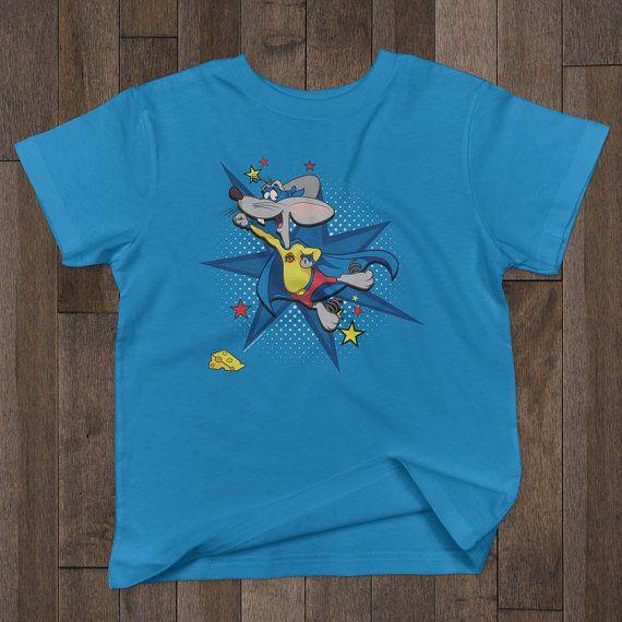 Little Monster kids t-shirt Mighty Morris by MyLittleMonstersTees