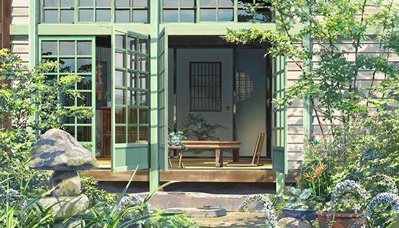 『君の名は。』女子高生・三葉が暮らす家 | CINEmadori シネマドリ | 映画と間取りの素敵なつながり