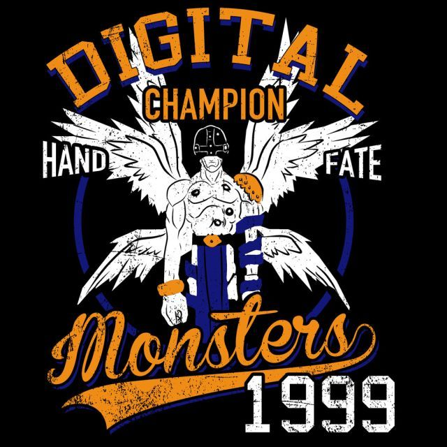 Hand of Fate T-Shirt $12.99 Digimon tee at Pop Up Tee!