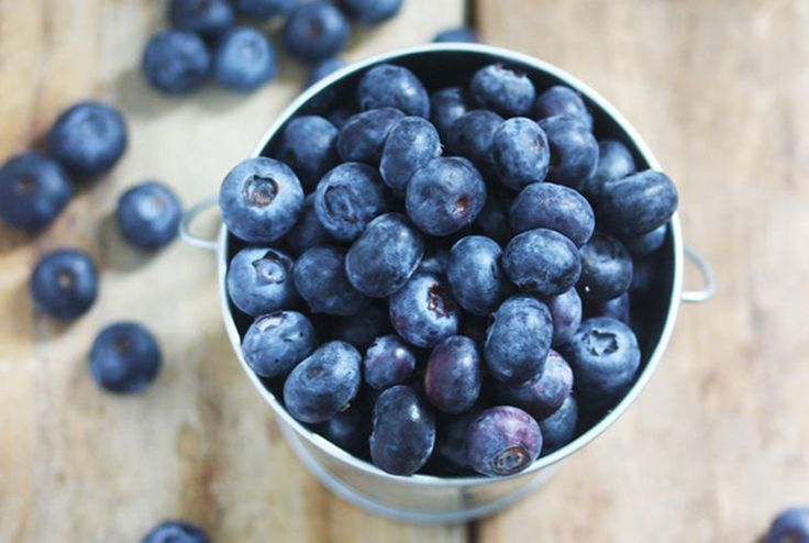 The Big Day Body Blitz: 16 healthy snack ideas to keep you firing- A cup of strawberries, blueberries or raspberries