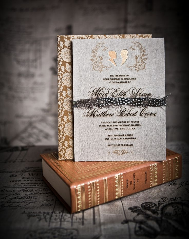 Twig & Fig custom invitations & announcements
