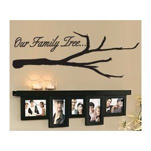family tree decoration for wall - Google Search