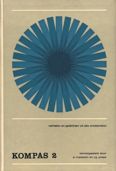 Kompas - NAGO by wim crouwel