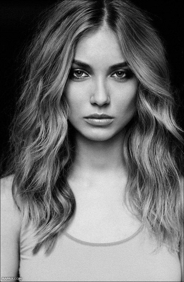 Aleksandra Nikolic A Serbian Model Photography Faces