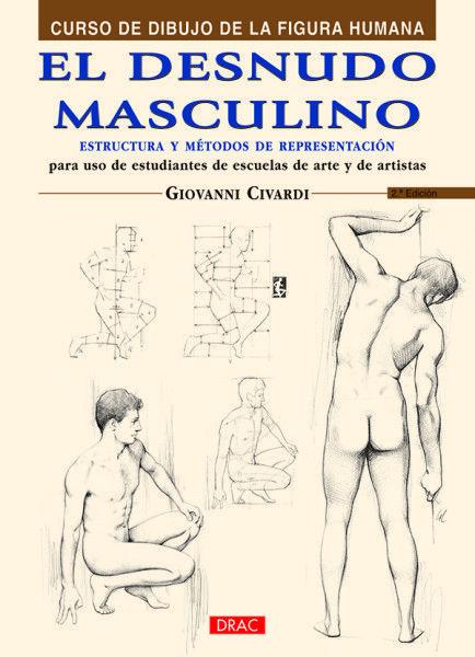El desnudo masculino 2ªed:Cubierta Desnudo Masculino