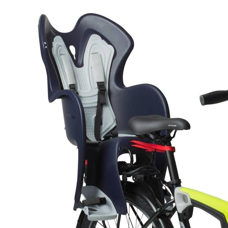 VELO Accessoires Vélos, cyclisme - SIEGE BEBE 500 BCLIP    BLEU B'TWIN - Accessoires du vélo