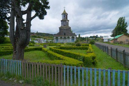 Iglesias en Chiloe