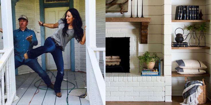 Best 25 Fixer Upper Tv Show Ideas On Pinterest Magnolia