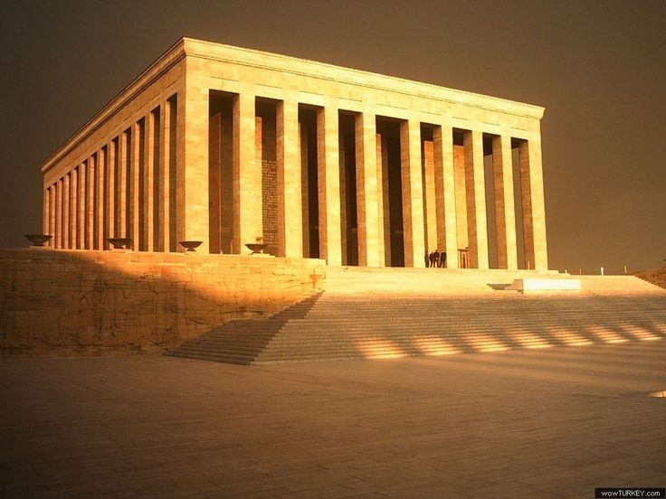 "Anıtkabir Turkey-Anıtkabir (literally, ""memorial tomb"") is the mausoleum of Mustafa Kemal Atatürk, the leader of the Turkish War of Independence and the founder and first President of the Republic of Turkey."