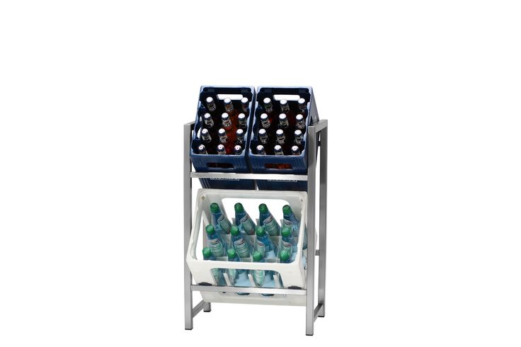 Getränkekistenregal Fere €440