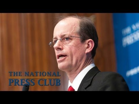 WOW...an amazingly prescient speech...before Snowden's revelations...NSA Whistleblower Thomas Drake speaks at National Press Club - March 15,...
