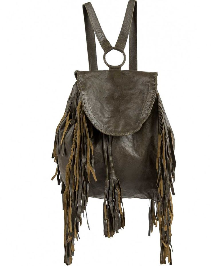 Our best-selling tote in backpack form, the Hendrix Backpack is the perfect accessory for hunting for treasures in faraway markets and frolicking on festival grounds. With fringe trim that floats and