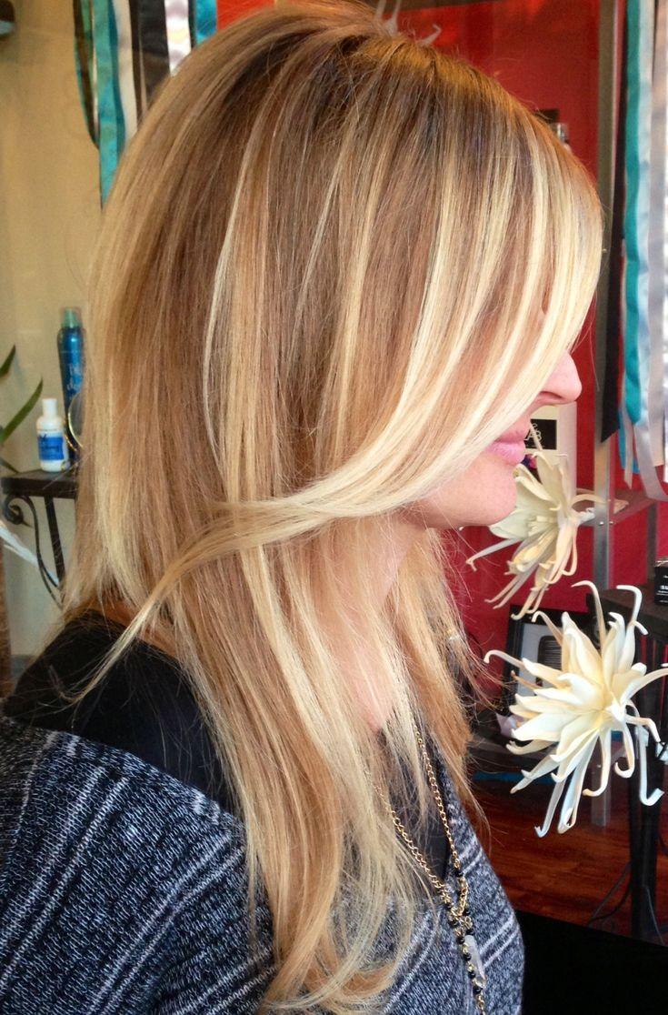 Brown hair blonde peekaboo highlights trendy hairstyles in the usa brown hair blonde peekaboo highlights pmusecretfo Images