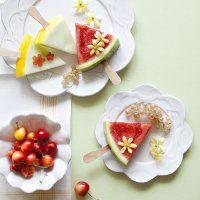 Des morceaux de pastèque comme des glaces - Marie Claire Idées