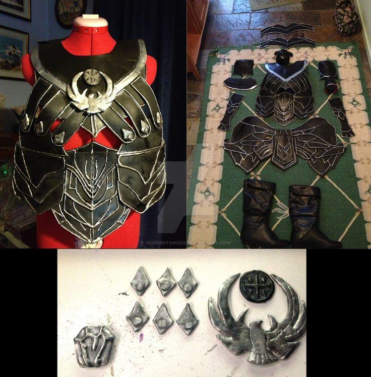 Skyrim Nightingale Progress - Update 2 by XkurisutaruXx.deviantart.com on @DeviantArt
