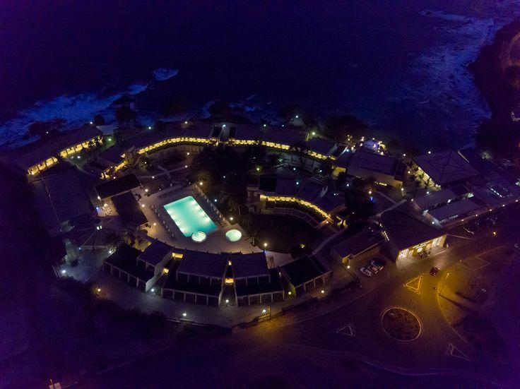 Hotel Oásis Praiamar by night