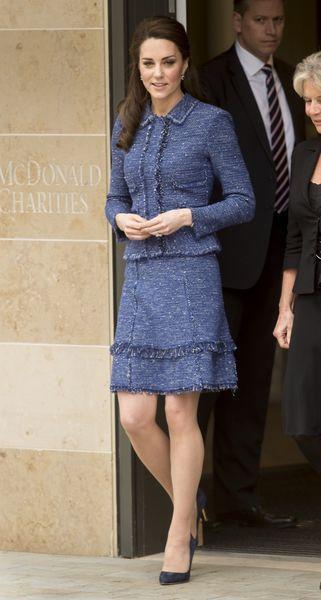 Kate Middleton À L'inauguration De La Maison Ronald McDonald À Londres, Le 28 Février 2017  5