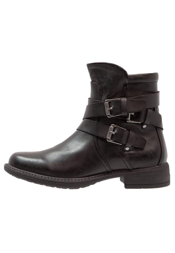 ¡Consigue este tipo de botines camperos de Vero Moda ahora! Haz clic para ver los detalles. Envíos gratis a toda España. Vero Moda VMVILMA Botines camperos black: Vero Moda VMVILMA Botines camperos black Zapatos   | Material exterior: piel de imitación de alta calidad, Material interior: cuero de imitación/tela, Suela: fibra sintética, Plantilla: cuero de imitación | Zapatos ¡Haz tu pedido   y disfruta de gastos de enví-o gratuitos! (botines camperos, montaña, montañeros, montañer...