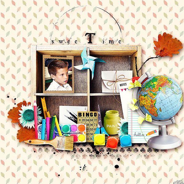 Back To School 2014 by Marta Designs
