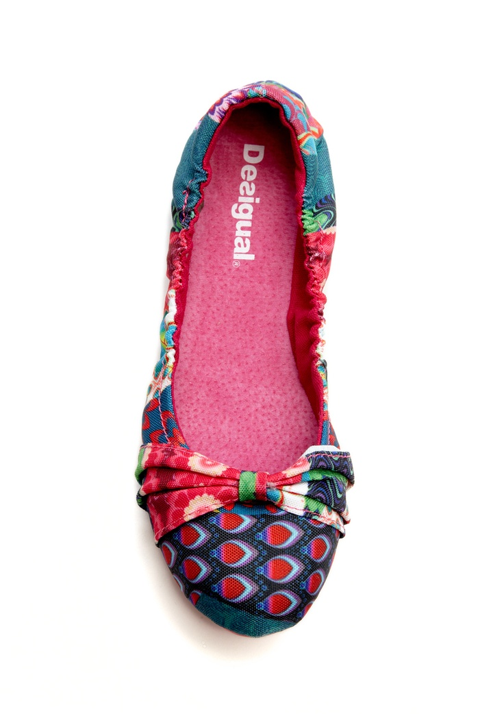 Cute conference shoes Sheila by Desigual