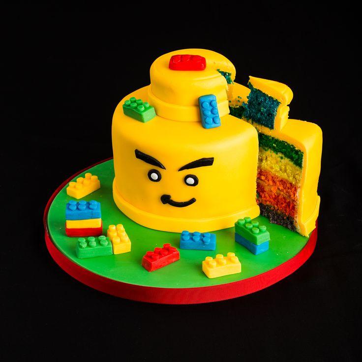 D Lego Cake