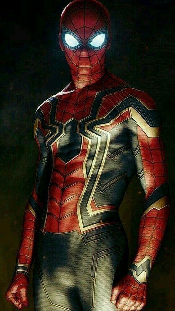 Iron spider avengers infinity war spider man marvel - New spiderman movie wallpaper ...