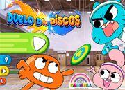 Gumball Duelo de Discos Online