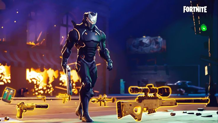 Wallpaper 4k Fortnite Season 5 Omega 2018 games wallpapers