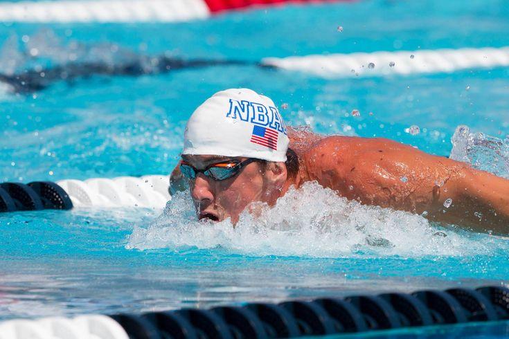 Michael Phelps to Return From Suspension at Pro Swim Series - Mesa