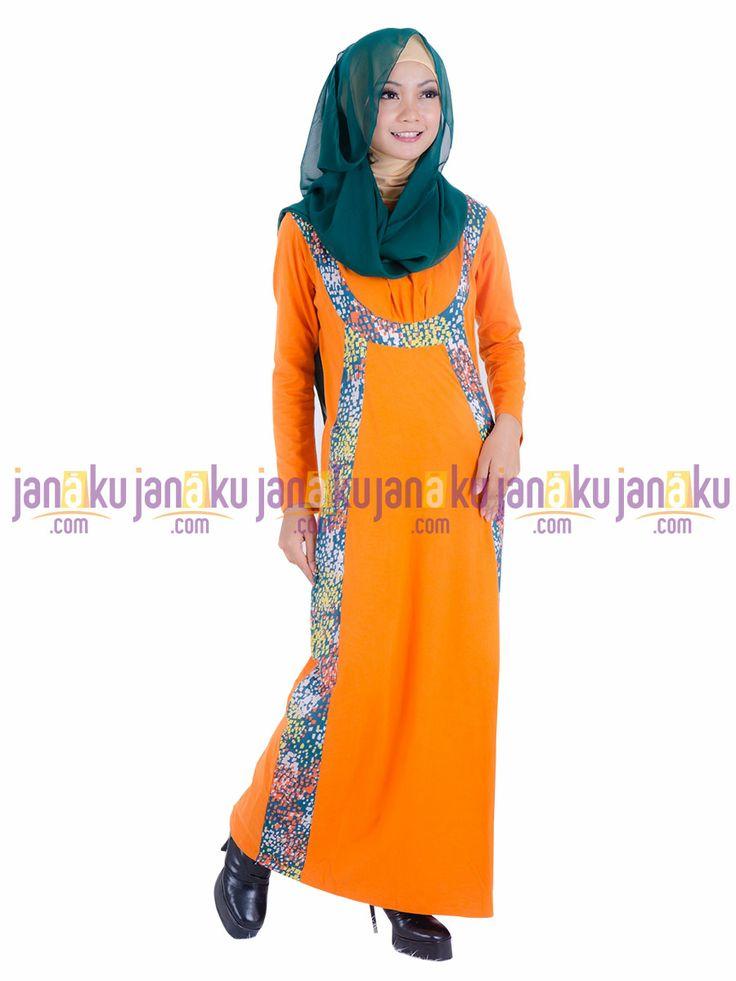 Vannara 1113314 - Busana muslim vannara dengan bahan kain kaos combed 20's