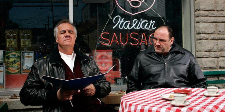 The Sopranos.