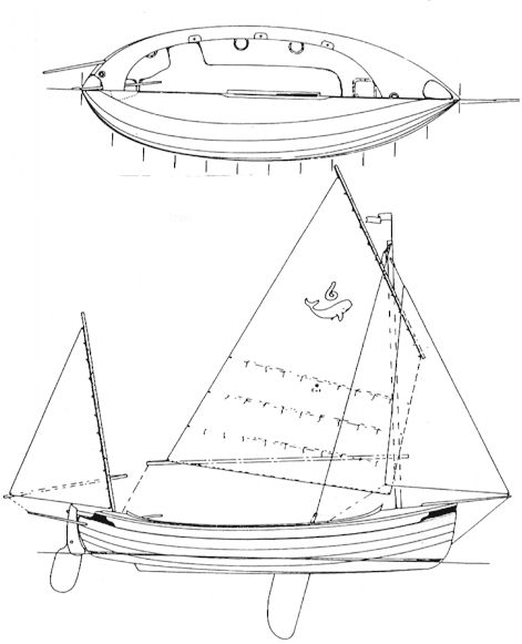 Caledonia Yawl, Ness Yawl and Sooty Tern Comparisons - Maybe 6 Metre Whaler