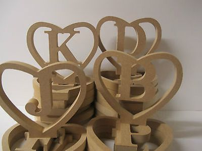 Buy this heart shape #PremiumQualityWoodenLetters with affordable prices. For more info visit our website http://bit.ly/2d7CUVU