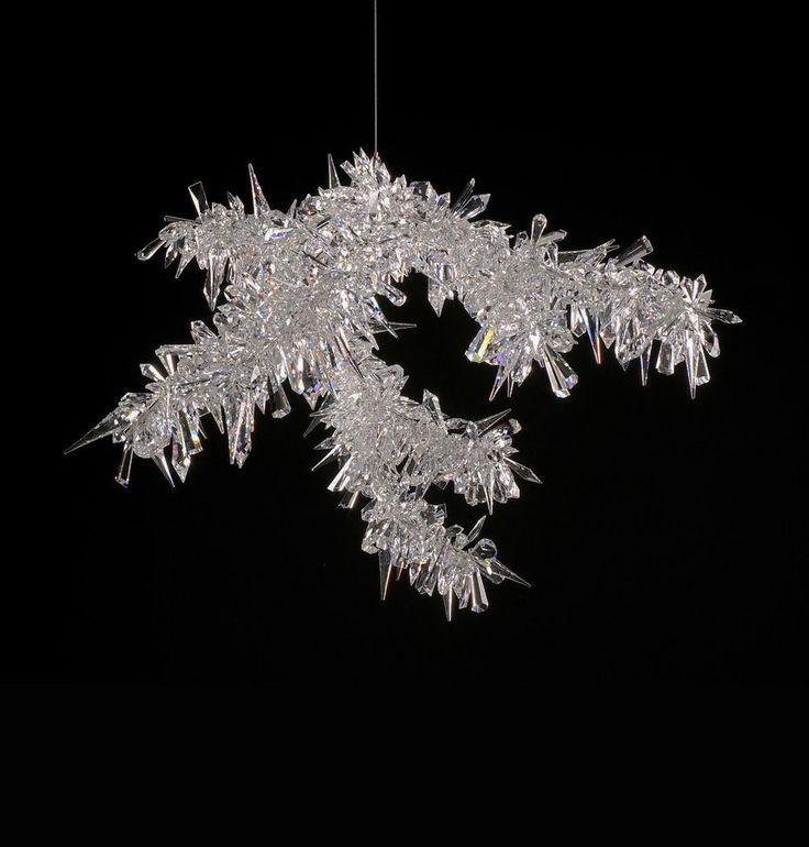 Ice Branch Chandeliers Studio Tord Boontje