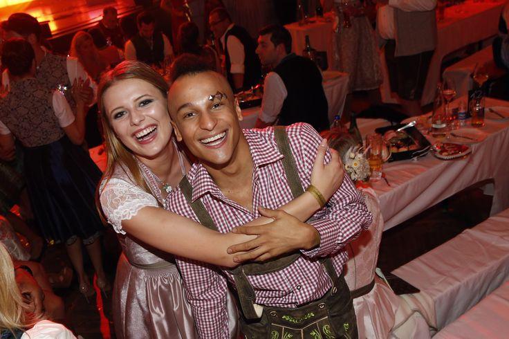 GNTM Elena Kilb & DSDS Gewinner Prince Damien
